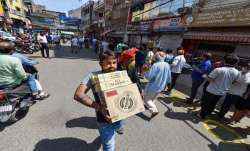 Chhattisgarh Lockdown: Liquor home delivery allowed through