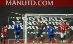 Premier League: Manchester United hand title to City after 2-1 loss to Leicester