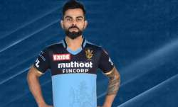 RCB tosport 'blue jersey' this season in one of the games