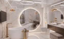Five bathroom space trends