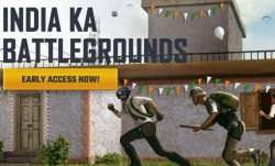 battlegrounds mobile india