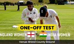 Live Cricket Score England Women vs India Women Test Day 4: ENG-W vs IND-W from Bristol