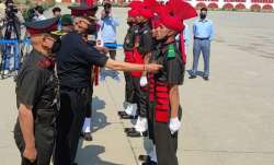 Over 600 young recruits of JAKLI graduate as soldiers of