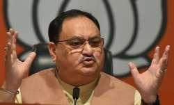 JP Nadda lauds Modi govt for measures to fight Covid