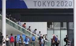 tokyo olympics.