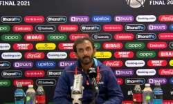 250 is good first innings score in these conditions: Batting coach Vikram Rathour