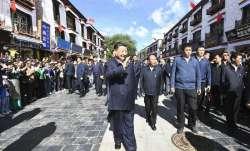 jinping tibet visit