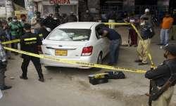 chinese workers attacked in Karachi, Karachi news, pakistan news