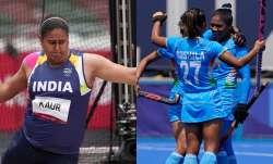 India at Tokyo Olympics Day 8 LIVE Updates: Kamalpreet