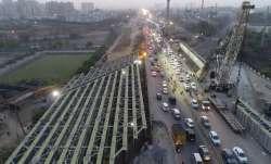 Chipyana crossing, Rail Over Bridge, Delhi Meerut Expressway