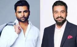 Sachiin Joshi, Raj Kundra