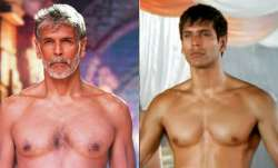 Then-and-now shirtless pictures of Milind Soman leave netizens gasping for breath