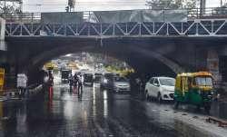delhi rains expected today: IMD