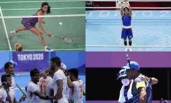 India 2020 Tokyo Olympics Day 6