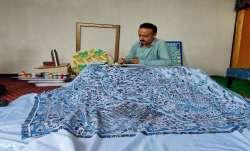 This Kashmiri artist wishes to draw his skills on new Parliament walls
