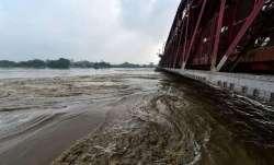 Delhi: Alert sounded as Yamuna water level nears 'danger
