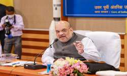 Amit Shah, foundation stone, Vindhyachal Corridor Project, lucknow latest national news, amit shah h