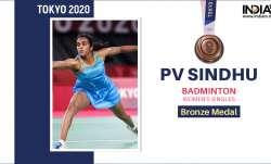 PV Sindhu of India