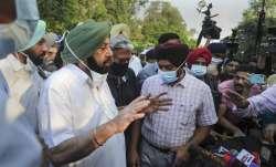 Former Punjab CM Captain Amarinder Singh.