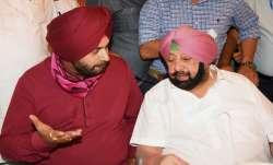 Former Punjab CM Captain Amarinder Singh slams Navjot Singh