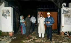Owaisi's house vandalism case: One accused sent to police
