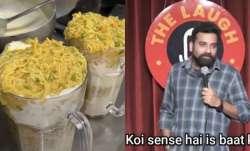 Netizens are fuming over viral picture of Maggi milkshake: 'Ab zyada ho rha hai'