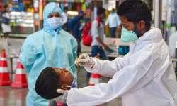 Kerala recorded19,653fresh COVID-19 cases on Sunday