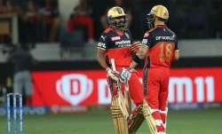 KS Bharat and Virat Kohli