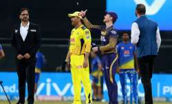 IPL 2021 Final CSK vs KKR Toss Today: Find the list of all toss and match results for Chennai Super