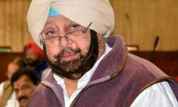 BREAKING   Punjab elections: Captain Amarinder to announce