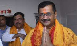 Delhi Chief Minister and AAP convenor Arvind Kejriwal