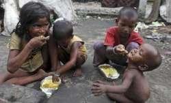 Hunger, global hunger index