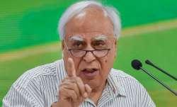 'Congratulations Modi Ji': Kapil Sibal tweets as India