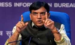 health minister Mansukh Mandaviya, Investor Summit, mansukh mandaviya address, Health ministry, late