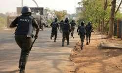 Nigeria mosque attack