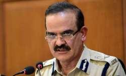 Former Mumbai police commissioner Param Bir Singh