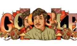 Google Doodle, Sivaji Ganesan