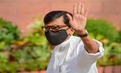 sanjay raut slams bjp