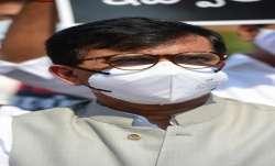 Shiv Sena MP Sanjay Raut, Covid-19 vaccine