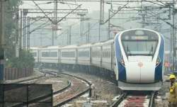 Vande Bharat Express train (Representational image)