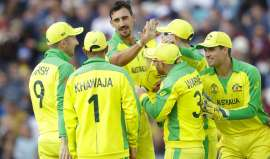 2019 World Cup, Match 21: Finch 153 powers Australia to 87-run win over Sri Lanka