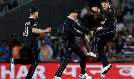2nd ODI: New Zealand beat India by 22 runs to seal series 2-0