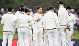 2nd Test: New Zealand complete 2-0 whitewash against below-par India