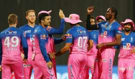 IPL 2020, Match 37: Rajasthan Royals win comfortably, stay afloat; CSK pushed to brink