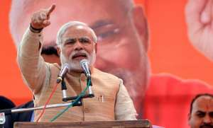 The prime minister also, at a rally in Gujarat's Patan, had