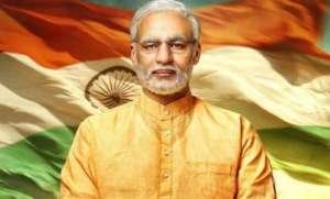 Poster of PM Narendra Modi biopic