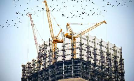 Residential launches up to the third quarter of 2017 saw a