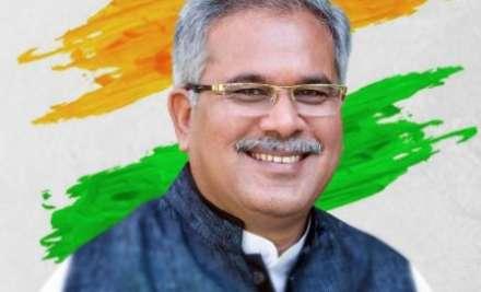 Bhupesh Baghel, Chhattisgarh CM designate