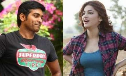 Laabam: Shruti Haasan, Vijay Sethupathi team up for the