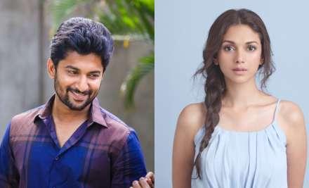 Aditi Rao Hydari wishes Nani on birthday, calls him, 'Perfect gentleman when not in devil mode'